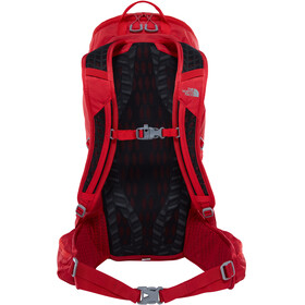 The North Face Litus 22-RC Backpack Rage Red/High Risk Red